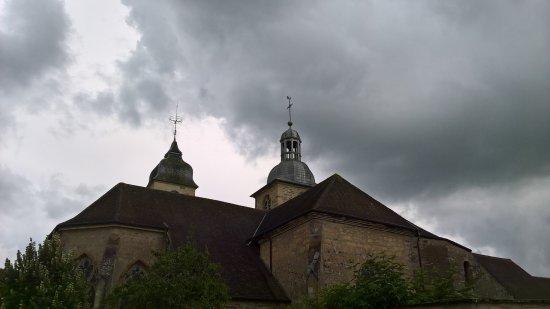Eglise Abbatiale Notre-Dame la Blanche