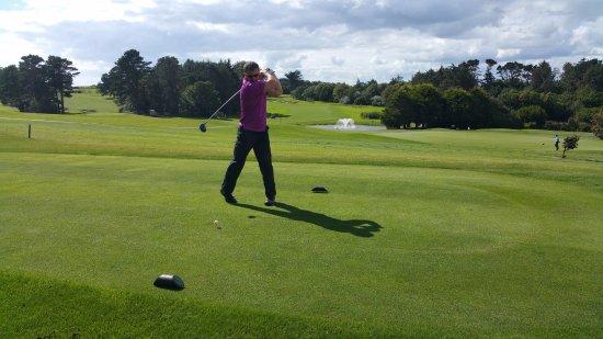 Tramore Golf Club: Drive