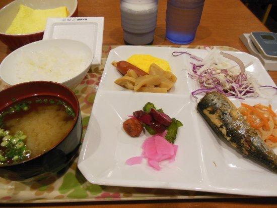 Nishitetsu Inn Kokura: 朝食はいまいち