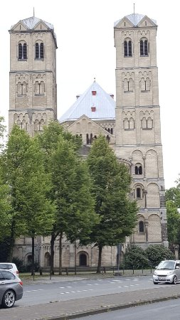 Saint Gereon's Basilica : St. Gereon