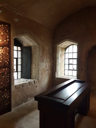 Jewel Tower: Exhibits inside