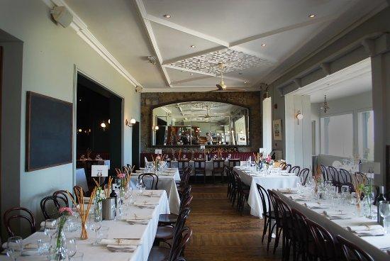 Oliveto at Haddington House: Wedding Set-Up