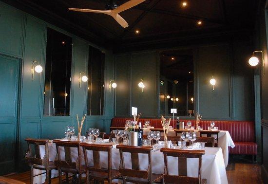 Oliveto at Haddington House: Green Room