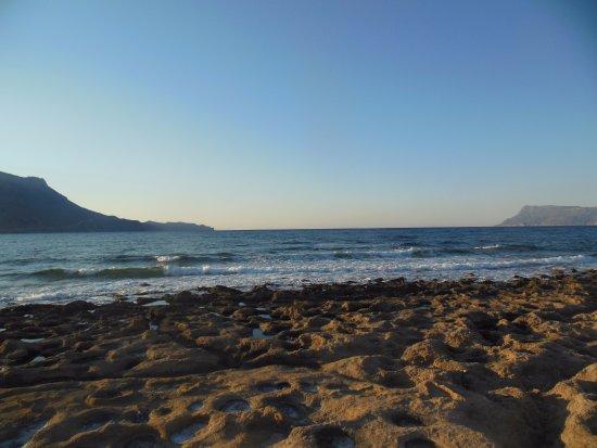 Trachilos, Grèce : Бухта Грамвуса