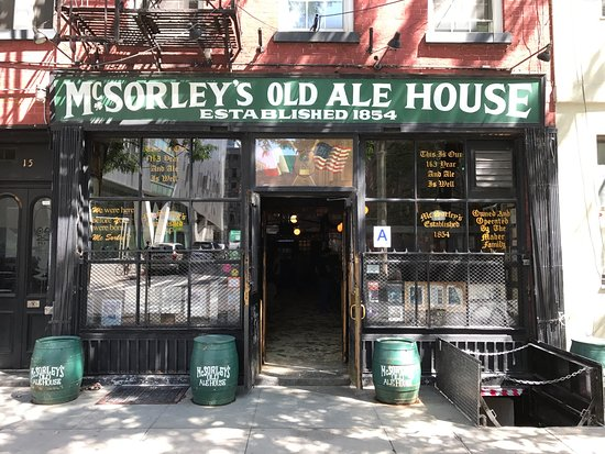 ‪McSorley's Old Ale House‬