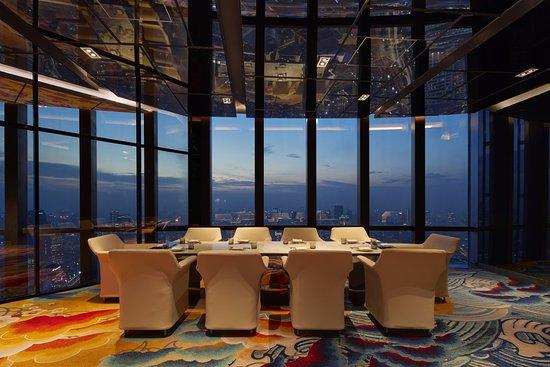 The Westin Jakarta: Private Dining Level 69, Henshin