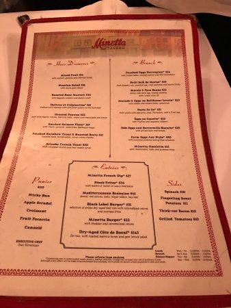 Photo of Minetta Tavern in New York, NY, US