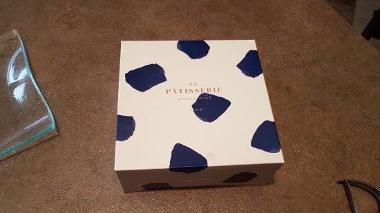 box cyril lignac