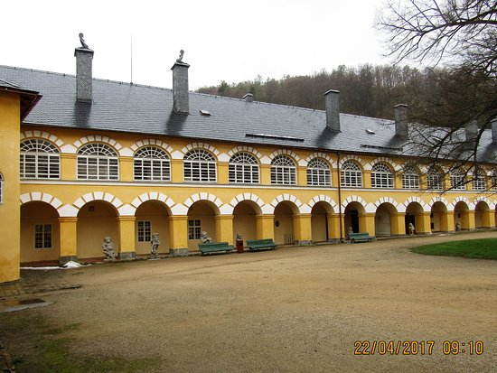 Lazensky hotel Eliska