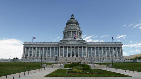 Utah State Capitol Salt Lake City UT USA Picture Of Utah - Ut usa