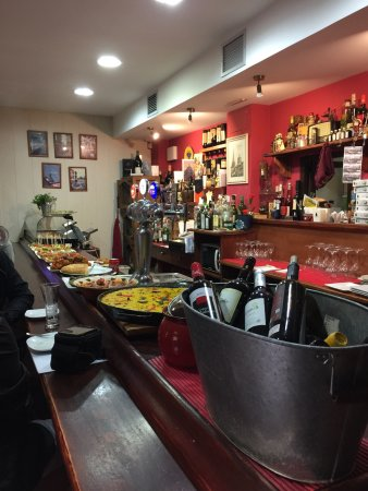 Navarrete, España: Bar Deportivo