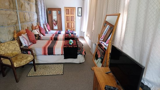 Vryheid, South Africa: Oak Cottage sleep up to 5 people