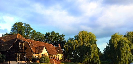 Great Totham, UK: clubhouse