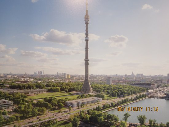 ‪Ostankino TV Tower‬