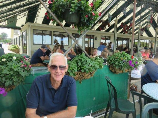Lobster Hut: Nice atmosphere!