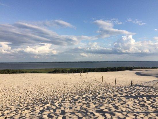 Baltic Coast, Polen: Slowinski National Park