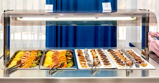 Lokva Rogoznica, Croatia: All inclusive buffet