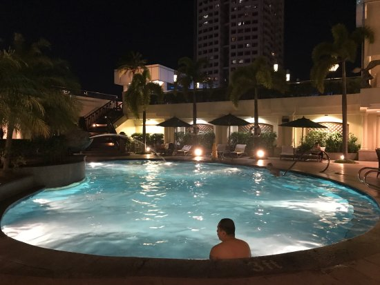 how to go to pan pacific hotel manila