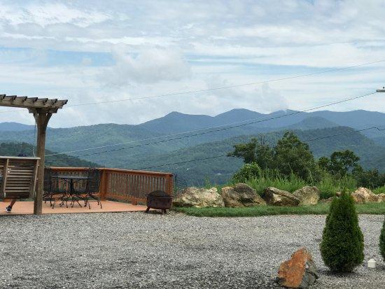 Swannanoa, Северная Каролина: Mama Gerties RV park