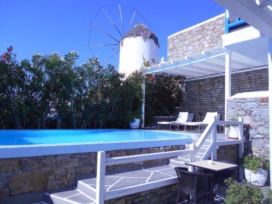 PortoBello Boutique Hotel: Villa with private pool