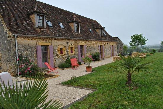Saint-Avit-Senieur, Frankreich: Maison d'hôtes
