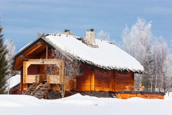 Hotel YllasHumina : Sauna