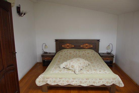 Hotel Gurko: Bedroom.