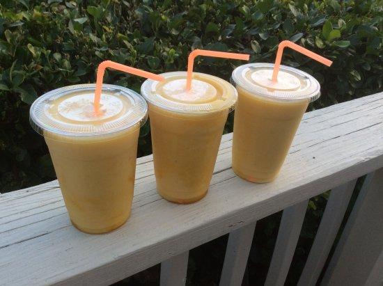 Morgantown, PA: Bliss smoothies....