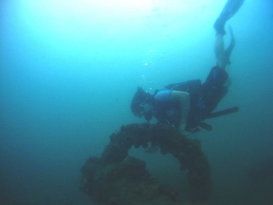 Dublin Island, Σιέρρα Λεόνε: discover the underwater history of the slave trade with a scuba dive