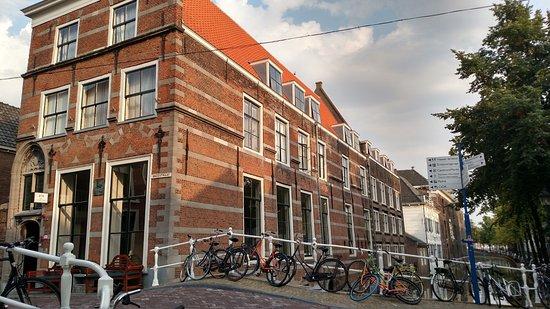 Hotel Grand Canal Delft