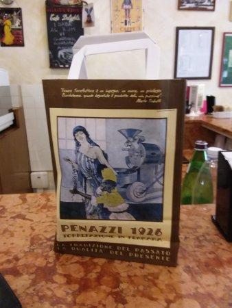 Artlife Caffe Penazzi 1926: Il mio acquisto per un caffe' ...in compagnia