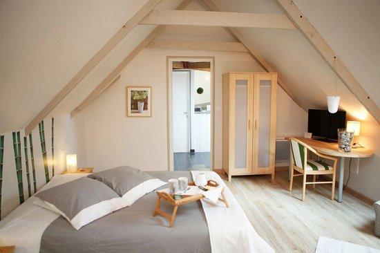 Tredarzec, France: La chambre Zen