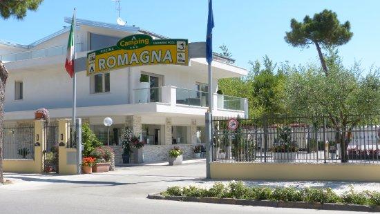 Campeggio Romagna (Milano Marittima, Italie) - voir les tarifs et ...