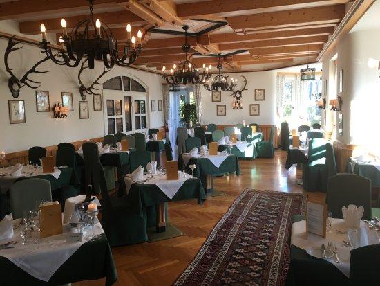 """Puchenstuben, Austria: Restaurant """"Jägersaal"""""""