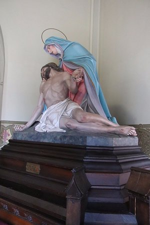 Cathedral of Saint Mary: Jesus and Mary