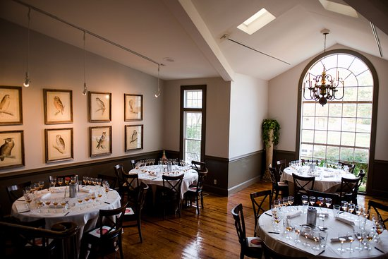 Pittsboro, NC: The Granary hosts wine classes and is available for private/semi-private events