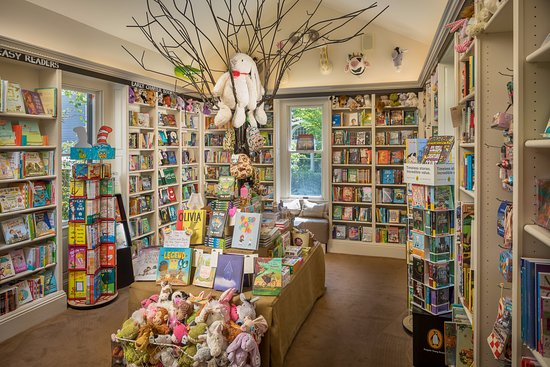 Pittsboro, NC: McIntyre's features a newly renovated children's room, weekly storytime and author events and mo