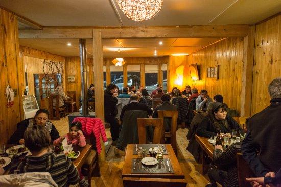 Lafquen Antu : Restaurante