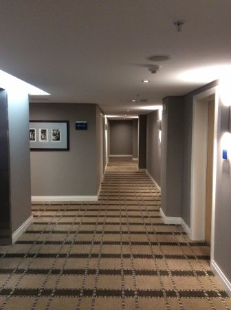 Holiday Inn Express Cape Town City Centre: Floor