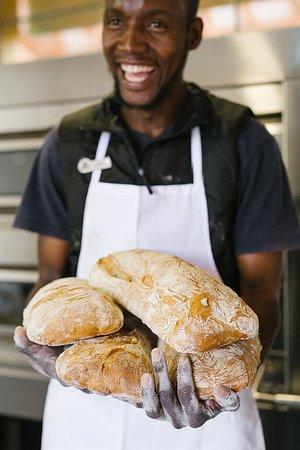 Grabouw, South Africa: Artisanal Bakery