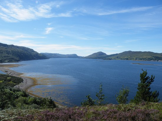 Lochcarron, UK: Loch Carron
