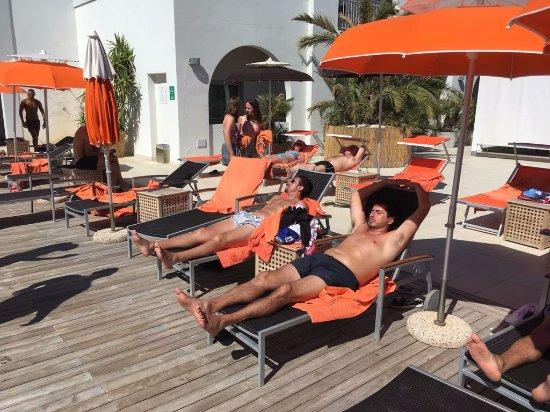 Jazz Hotel: Relajados