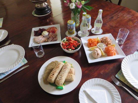 Taynuilt, UK: The stunning smoked food of Inverawe Smokehouse