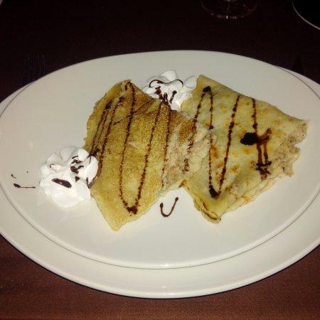 Sfantu Gheorghe, Румыния: Gundell pancakes
