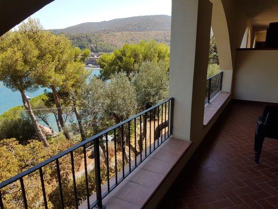 Monte Argentario, Ιταλία: Hotel Filippo II