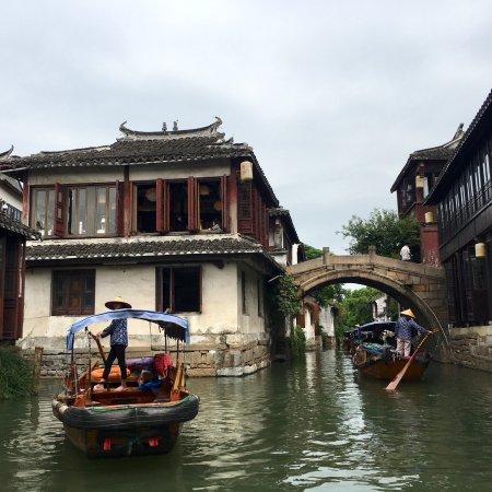 Zhouzhuang Water Town: water way