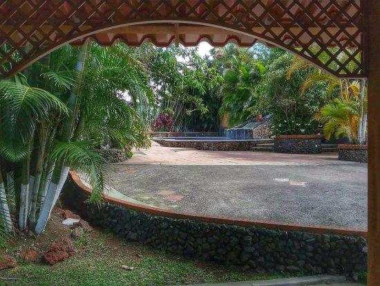 San Rafael, Costa Rica: Área de piscinas