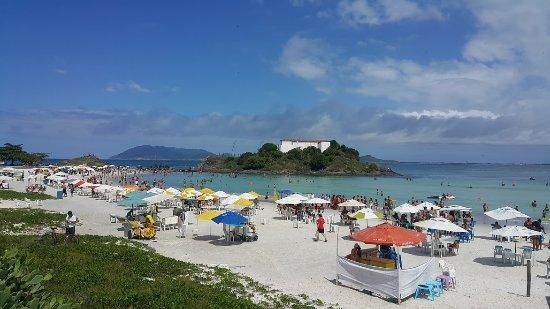 Forte Beach: Visão do Forte