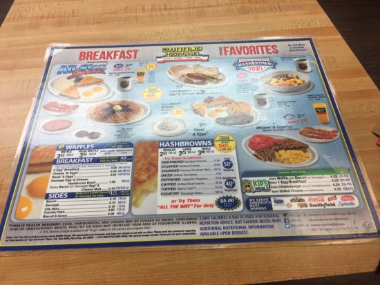 Alachua, FL: Waffle House
