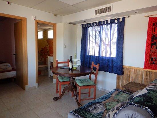 Sde Boker, إسرائيل: Family cabin 